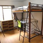 画像: ドミトリー寝室                             - 北新宿 ドミ(最大3人部屋)空き有ります
