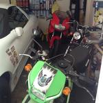 画像: 駐車場                             - 鍵付きガレージのシェア