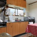 画像: キッチン                             - 十条のゲストハウス