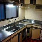 画像: キッチン                             - 中野の個室で家賃50000円!!