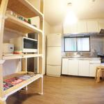 画像: キッチン                             - 本に囲まれた豊かな生活を。EN HOUSE NERIMA(9/30まで礼金無料キャンペーン!)