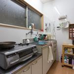 画像: キッチン                             - 古民家シェア難波から二駅!!