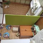 画像: ドミトリー寝室                             - ドミトリー空き2名