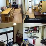 画像: リビング                             - 大阪市港区の定員4名のシェアハウスで入居者を1名募集します。