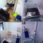 画像: 風呂                             - 大阪市港区の定員4名のシェアハウスで入居者を1名募集します。