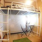 画像: 個室                             - 本に囲まれた豊かな生活を。EN HOUSE NERIMA(女性に嬉しい綺麗なバスタブ完備!)