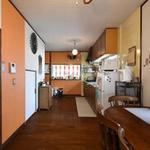 画像: キッチン                             - 難波まで直通!女の子だけの一戸建てハウス