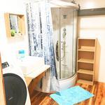 画像: シャワー                             - ☆福井のシェアハウス☆家賃15000円~の乾徳アパートメント☆