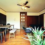 画像: リビング                             - 日本で一番暮らしやすいシェアハウスを。