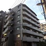 画像: 建物外観                             - 高級分譲マンションにてルームメイトを募集しています。