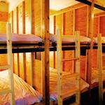 画像: ドミトリー寝室                             - ☆大阪市中央区☆出来たばかりのゲストハウス!ドミトリー入居者募集!