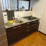 画像: キッチン                             - 【ペット好き・音楽家の方へ】レトロな戸建でのルームシェア