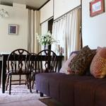 Photo: リビング                             - 専用TV付! 横浜の夜景が見える広めのお部屋。一戸建を女子3人で独占です!  光回線・洗剤等の日用品付き・ブランド米食べ放題・ベッド他家具・布団付き。女性オーナーの安心物件。