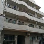 画像: 建物外観                             - 文京区本駒込5丁目マンションフールリフォーム済み、女性限定、閑静住宅街