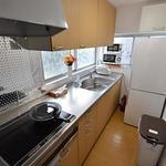 画像: キッチン                             - 総武線快速新小岩駅9分 女性限定 個室 南向き 家賃3万台