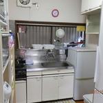 画像: キッチン                             - 『個室5畳をお貸しできます』