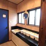 画像: 洗面所                             - 近隣最安値!鍵付き個室19,000円〜  南北線直通 駒込まで電車で20分!飯田橋、後楽園、東大前までも約30分のアクセス!最寄り駅徒歩6分の好立地!