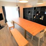 画像: リビング                             - 東武練馬駅徒歩2分の好立地に20室の2016年築シェアハウス!