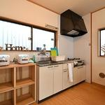 Photo: キッチン                             - Free Rent! Women's Private House ♪ Tenno Town Yokohama Station