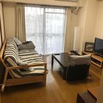 画像: リビング                             - 埼玉県戸田市で3人暮らしマンションで2部屋が12月下旬から空きます。4.5畳と5.5畳の部屋です。