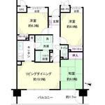 画像: 個室                             - 6畳フローリングの部屋を貸したい