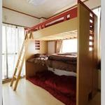 画像: 個室                             - 泉佐野 駅2分 個室 Wi-Fi &光熱費込み鉄骨造3階建 4F屋上あり