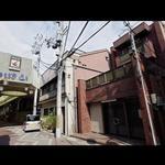 画像: 建物外観                             - 泉佐野 駅2分 個室 Wi-Fi &光熱費込み鉄骨造3階建 4F屋上あり