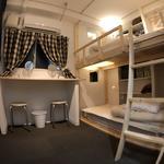 画像: ドミトリー寝室                             - FUKU HOUSE ~住みながら外国語が学べるシェアハウス~