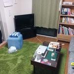 画像: リビング                             - 中野区の空き部屋貸します。