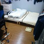 画像: ドミトリー寝室                             - 中野区の空き部屋貸します。