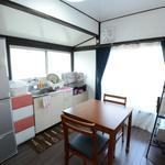 画像: キッチン                             - 【女性限定】静かで落ち着ける生活環境。【31,800円~】♪町田のシェアハウス♪