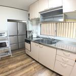 画像: キッチン                             - ◆地域最安24,800円〜◆横浜9分/石川町2分◆女性限定・鍵付き個室◆