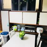 画像: キッチン                             - ☆★☆中野坂上駅から徒歩5分 13畳フローリング個室入居者募集!☆★☆