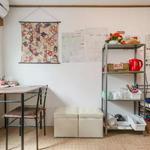 画像: 個室                             - 家具付きの個室