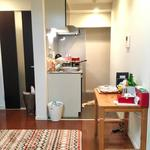 Photo: キッチン                             - Highly strategic and convenient room: Zero min walk from Shin-Nakano stn.