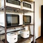 画像: 建物共用施設                             - 北千住まで10分、上野まで20分!!完全個室綺麗な新築シェアハウス