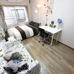 Photo: Single Room                             - ★ This guest house good kitchen ★ atmosphere and living large room near station ★ ★ clean