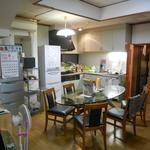 Photo: ダイニング                             - Convenient and quiet location in the center of Naha city