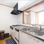 画像: キッチン                             - 3月10日岐阜市中心に 女性専用格安ハウスオープン