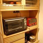 画像: キッチン                             - [ 女性専用 ]今なら長期滞在で最初の1ヶ月の家賃が無料です!!
