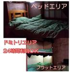 画像: ドミトリー寝室                             - ☆彡生活便利な新小岩エリア! 女性専用個室が・・・・初月¥10000で住めちゃいます!