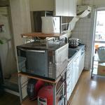 画像: キッチン                             - 2DK個室でネット代込み+節約プラン