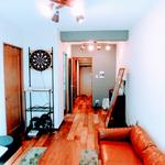 Photo: リビング                             - Recruitment of sharemates in Shinagawa  ◆ Complete private room ◆ Cat