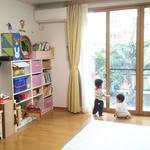 画像: リビング                             - シングルマザー向けシェアハウス☆さんさんハウスです