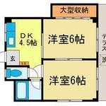 画像: 個室                             - 2dkです