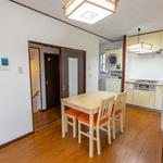 Photo: リビング                             - Area is the cheapest! Renovated beautiful property