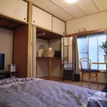 画像: 個室                             - 原宿の住宅街エリア千駄ヶ谷にあるレアなレトロアパートメント