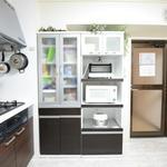 画像: キッチン                             - 日本橋・大手町まで1本!室内6畳以上の広々快適鍵付き個室です!