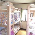 Photo: ドミトリー寝室                             - ★女性専用ドミトリー★