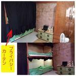 画像: ドミトリー寝室                             - ☆彡生活便利な新小岩! 女性専用!カプセルルーム・・初月賃料¥10000! 初期費用¥0!
